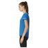 adidas Women's Sequencials Climalite Running T-Shirt - Blue: Image 2