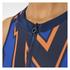adidas Women's Stella Sport College Training Tank Top - Blue/Orange: Image 5