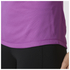 adidas Women's Sequencials Climalite Running T-Shirt - Purple: Image 6