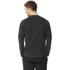 adidas Men's Workout Training Sweatshirt - Black: Image 2