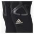 adidas Men's Adizero Sprintweb Running Long Tights - Black: Image 4