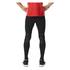 adidas Men's Adizero Sprintweb Running Long Tights - Black: Image 3