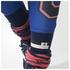 adidas Women's Stella Sport Print Training Tights - Blue/Orange: Image 6