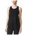 adidas Women's Deep Armhole Training Tank Top - Black: Image 6