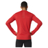 adidas Men's Supernova Long Sleeve Running T-Shirt - Red: Image 3