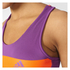 adidas Women's Stella Sport Padded Training Sports Bra - Purple: Image 4