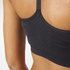 adidas Women's Training Seamless Bra - Black: Image 5