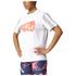 adidas Women's Stella Sport Hey Girl Training T-Shirt - White: Image 2