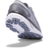 Under Armour Men's SpeedForm Gemini 2.1 Running Shoes - Steel/White/Silver: Image 3
