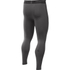 Under Armour Men's Armour HeatGear Compression Training Leggings - Carbon Heather/Black: Image 2