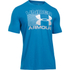 Under Armour Men's Stack Attack Short Sleeve T-Shirt - Brilliant Blue: Image 1
