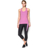 Under Armour Women's HeatGear Armour Racer Tank - Verve Violet/Metallic Silver: Image 3