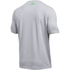 Under Armour Men's Stack Attack Short Sleeve T-Shirt - True Grey Heather: Image 2