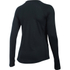 Under Armour Women's ColdGear Armour Crew Long Sleeve Shirt - Black: Image 2