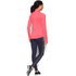 Under Armour Women's ColdGear Armour 1/2 Zip Long Sleeve Shirt - Brilliance Pink: Image 5