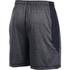 Under Armour Men's Raid International Shorts - Steel/Black: Image 2