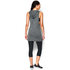 Under Armour Women's Tech Twist Hooded Tunic - Black: Image 5