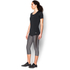 Under Armour Women's HeatGear CoolSwitch Short Sleeve T-Shirt - Black: Image 4