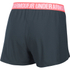 Under Armour Women's Play Up Shorts - Stealth Grey: Image 2