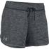 Under Armour Women's Tech Twist Shorts - Black: Image 1