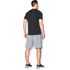 Under Armour Men's Tech Short Sleeve T-Shirt - Black/Steel: Image 4