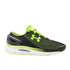 Under Armour Men's SpeedForm Gemini 2.1 Running Shoes - Black/White/Green: Image 1