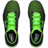Under Armour Men's SpeedForm Gemini 2.1 Running Shoes - Black/White/Green: Image 4