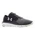 Under Armour Men's SpeedForm Fortis 2 Running Shoes - Black/Glacier Grey: Image 2