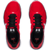 Under Armour Men's Micro G Assert 6 Running Shoes - Red/Black/White: Image 5