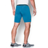 Under Armour Men's Armour HeatGear Compression Training Shorts - Brilliant Blue/Stealth Grey: Image 4