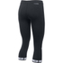 Under Armour Women's Favorite Capri Tights - Black: Image 2