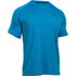 Under Armour Men's Tech Short Sleeve T-Shirt - Brilliant Blue/Stealth Grey: Image 1