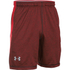 Under Armour Men's Raid International Shorts - Red/Steel: Image 1