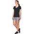 Under Armour Women's Jacquard Tech Short Sleeve T-Shirt - Black: Image 4