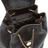 Diane von Furstenberg Women's Love Power Leather Backpack - Black: Image 4