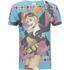 DC Comics Men's Bombshell Harley Quinn T-Shirt - Blue: Image 1
