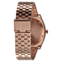 Nixon The Time Teller Watch - Rose Gold: Image 3