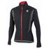 Sportful Hot Pack Hi-Viz NoRain Jacket - Black: Image 1