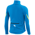Sportful Kids' Softshell Jacket - Blue/Yellow: Image 2