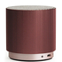Lexon Fine Rechargeable Bluetooth Speaker - Burgundy: Image 1