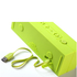 Lexon Tykho Booster Wireless Speaker - Lime: Image 5