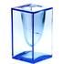 Lexon Liquid Pen Pot - Blue: Image 1