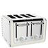 Dualit Architect 4 Slot Toaster - Canvas: Image 1