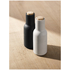 Menu Bottle Salt and Pepper Grinder - Ash/Carbon (Set of 2): Image 2