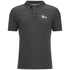 Tokyo Laundry Men's Willowood Polo Shirt - Charcoal Marl: Image 1