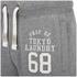 Tokyo Laundry Men's Lewiston Sweatpants - Mid Grey Marl: Image 3