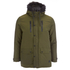 Tokyo Laundry Men's Carmine Hooded Parka Jacket - Khaki: Image 1
