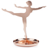 Copper Ballerina Jewellery Stand: Image 1