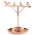 Copper Bird Jewellery Stand: Image 1