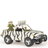Papo Wild Animal Kingdom: Jungle Car and Driver: Image 1
